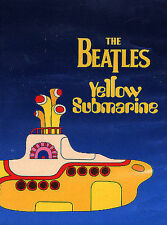 The Beatles Yellow Submarine Movie Dvd