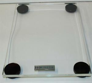 Isokinetik Isolation Platform Phono Stage Clear Ideal For