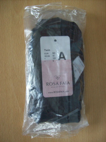 40 A cablato Non Reggiseno New Size Tags Black Anita Rosa Faia Everyday 5689 Twin PUY1vFYq