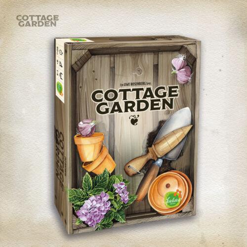 Cottage Garden (tedesco/inglese)