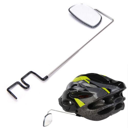 Eyewear Extension Rear Mirror Bicycle Rear View Mirror Bike Riding Helmet Mount