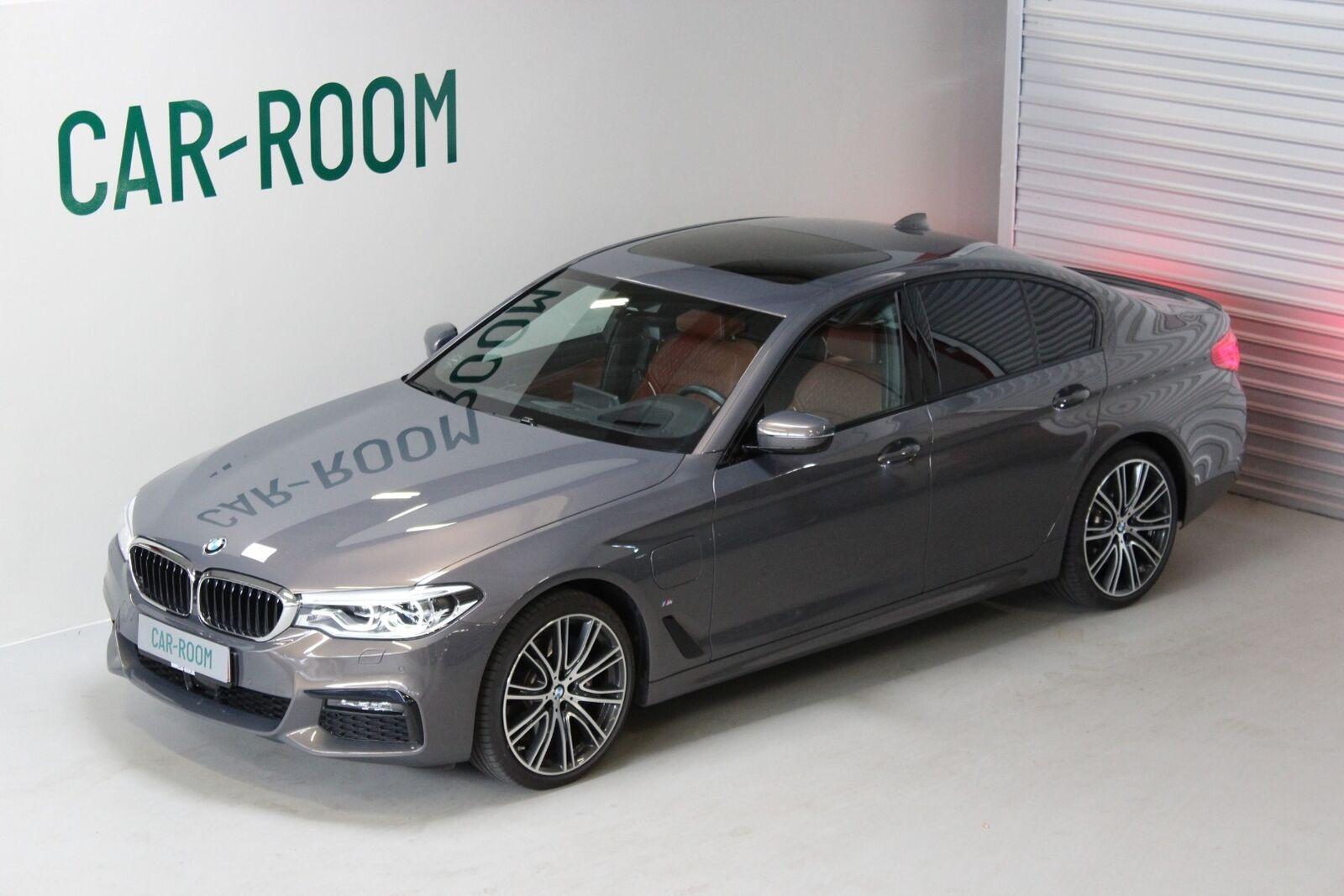 BMW 530e 2,0 iPerformance M-Sport aut. 4d - 3.565 kr.