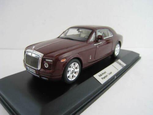 Rolls Royce Phantom Coupe  dunkelrot  Ixo  1:43  OVP  NEU