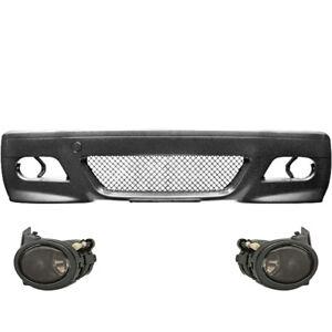Set-parachoques-delantero-niebla-para-bmw-e46-Coupe-Cabrio-BJ-98-03-Sport-optica-paquete
