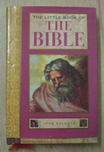 The Little Book of the Bible (Little Books) Hardback Book The Fast Free Shipping