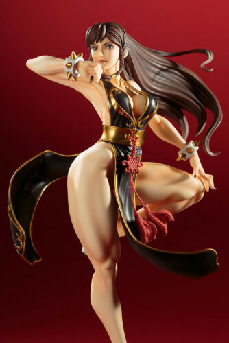 Official Street Fighter Chun Li Battle Costume Bishoujo Kotobukiya Brand New