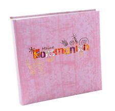 Kommunionalbum Goldbuch Fotoalbum 25x25cm Kommunion Album Marmor 03300