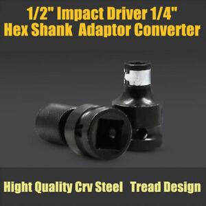 1-2-034-Impact-Driver-1-4-034-Hex-Shank-Quick-Release-Bit-Socket-Adaptor-Converter