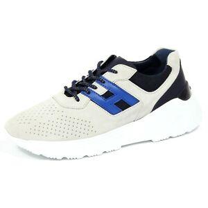 4224J sneaker uomo light grey/blue