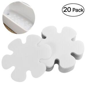 20x anti rutsch sticker f r badewanne dusche bad antirutschmatte pad aufkleber ebay. Black Bedroom Furniture Sets. Home Design Ideas