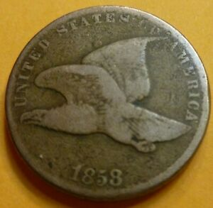 1858-LL-Flying-Eagle-Cent-Coin-GS58-1