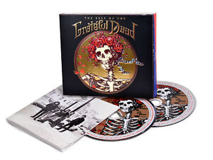 The-Grateful-Dead-The-Best-Of-NEW-2-x-CD