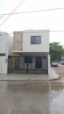 Casa Nueva col. Nuevo Progreso de Tampico muy cerca de Carr. Tampico Mante.