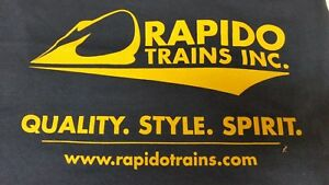 Rapido-Official-T-Shirt-Blue-New-With-Tags-Size-2XL-This-is-real-Rapido-Swag