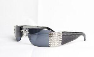 Daniel-Swarovski-S579-00-6053-23KT-Black-Frame-Sunglasses