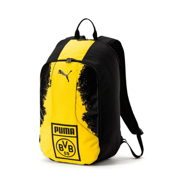 ... Puma PVR-C BVB Borussia Dortmund 2018 - 2019 Training Backpack Travel  Gym Bag check ... d60b9dd2ad7b0