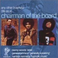 Chairman of The Board Any Other Business Life as a RARE OOP 2 CD Set Bonus Solo