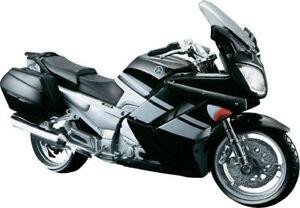 MAISTO-1-18-Yamaha-FJR-1300-MOTORCYCLE-BIKE-DIECAST-MODEL-TOY-NEW-IN-BOX