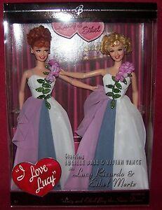 Image Is Loading Mattel I Love Lucy Ricardo Amp Ethel Mertz