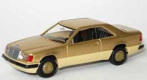 1-87-Mercedes-Benz-300CE-C124-Facelift-gold-Felgen-gold-herpa-166096-87