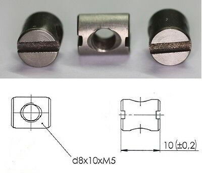 XB8 XT8 Querlenkerbolzen innen vorne und hinten 2St. XRAY 357211