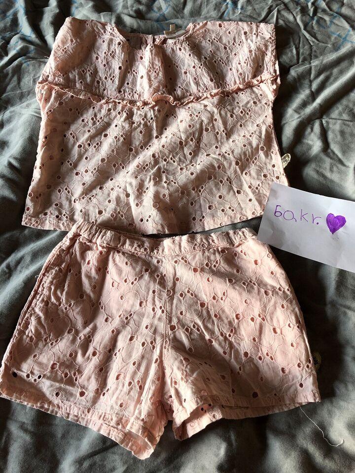 Sæt, Shorts og bluse, Pomp De Lux