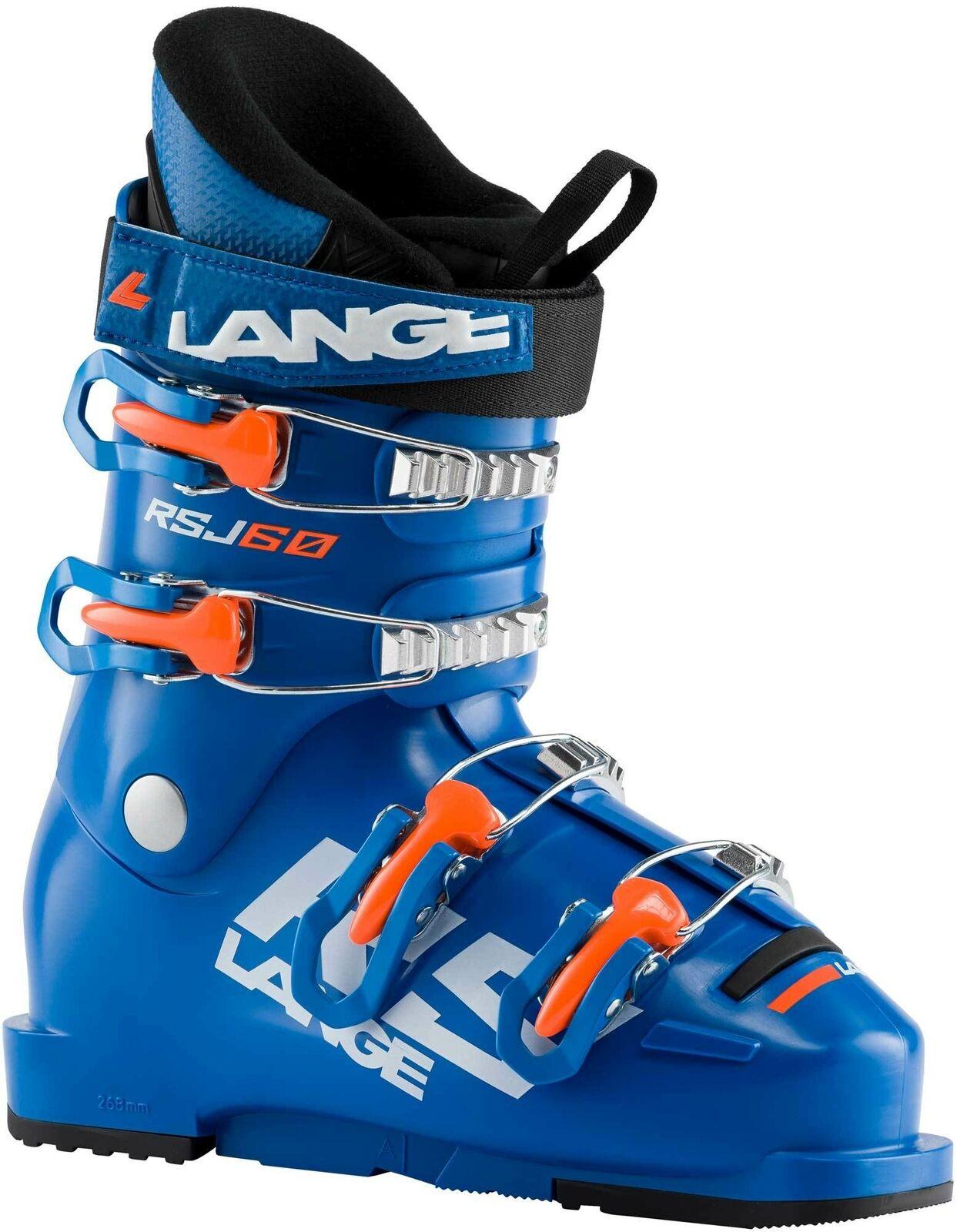 Lange RSJ 60 power blauw (2019 20) - Skischuhe (LBI5180)