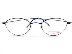 ESCHENBACH TitanFlex Eyeglasses Brille Flexibel Titan Lightweight Mod. 3893-30 NdBoPxg