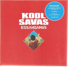 "Kool Savas ""Essahdamus"" sealed limited Edition Box Cap Buch 2CD Poster"