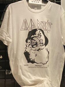 Limp Bizkit 12/3/19 T Shirt Size Large Santa Claus LE