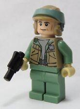 LEGO Star Wars Rebel Commando Minifigure Minifig Blaster Rifle 9489 Trooper