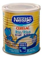 Nestle Cerelac Rice 400g (europe), New, Free Shipping on Sale