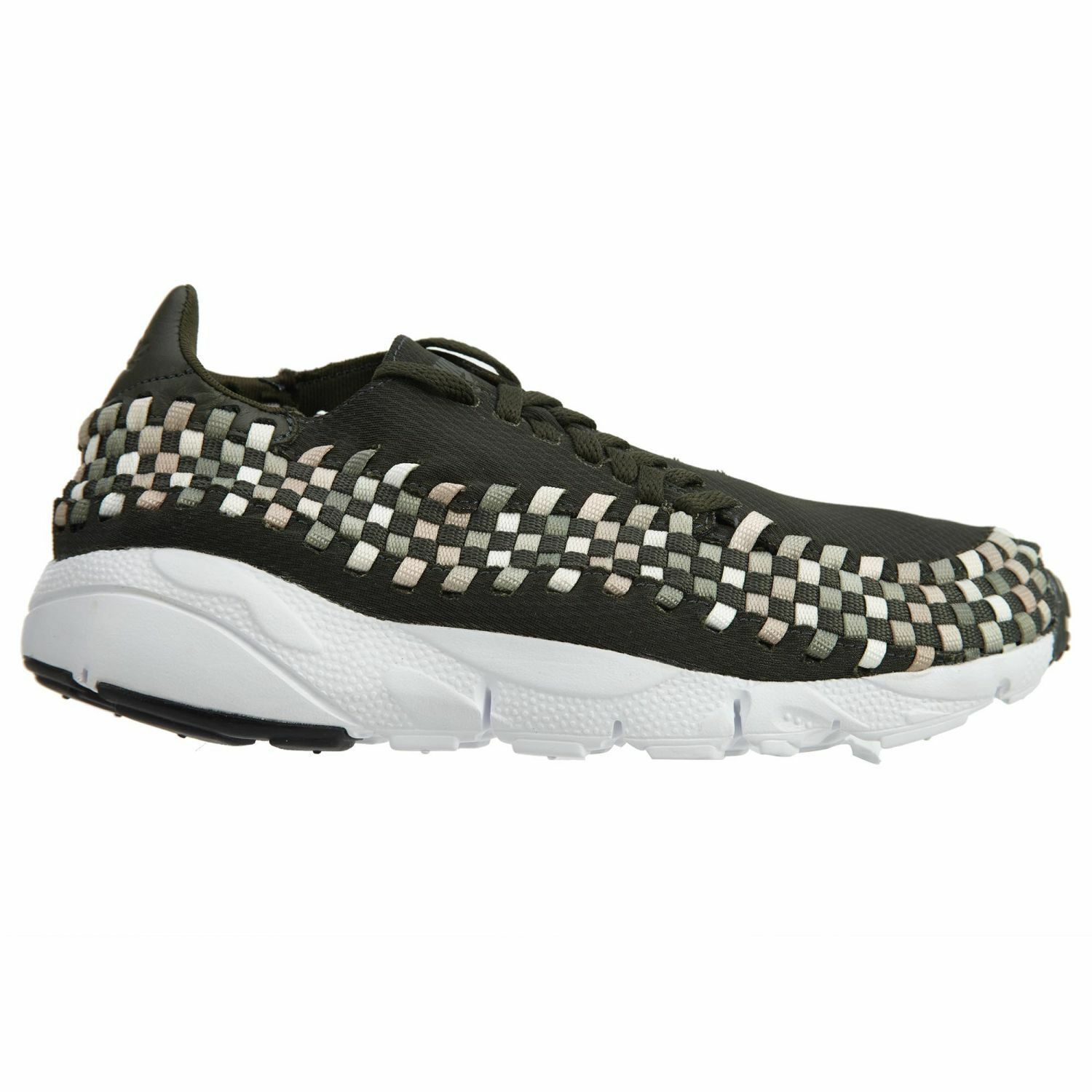 Nike air footscape sequoia woven nm bei 875797-300 sequoia footscape segel sportschuhe größe 9. 729c15