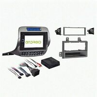 2010-2012 Chevrolet Camaro Dvd Gps Navigation Stereo Radio With Dash Kit on sale