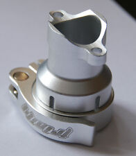 Trinity Paintball Spyder T-Lock with Holes *NEW* SILVER