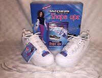 Womens Size 9.5 Skechers 11800 Shape Ups Metabolize Rocker Bottom Exercise Shoes