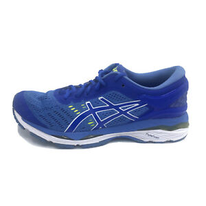 Asics-Gel-Kayano-24-Women-s-Size-8-Blue-Athletic-Running-Shoes-T799N