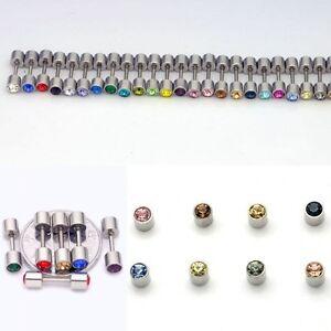 1Pair-Crystal-Punk-Rock-Barbell-Stainless-Steel-Screw-Back-Ear-Studs-Earrings