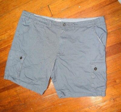 Casual CARGO Shorts Light Gray Color Size 46 Men by Merona NWT