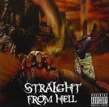 STRAIGHT FROM HELL - STRAIGHT FROM HELL  CD NEU