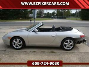 2000-Porsche-911-Carrera-Cabriolet-Not-Salvage-Clear-Title