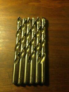 Pack of 12 1//8 High Speed Cobalt Drill Bit