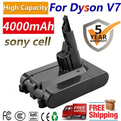 f r dyson v7 21 6v batterie akku staubsauger tier absolut 4000mah sony cell ebay. Black Bedroom Furniture Sets. Home Design Ideas