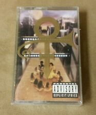 Sealed Prince and the New Power Generation Love Symbol Cassette Tape Soul Funk