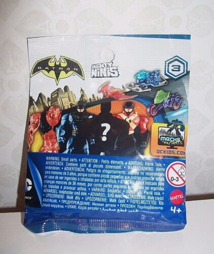 Blind Bags NEW Batman MIGHTY MINIS figure DC COMICS series 3 Sealed
