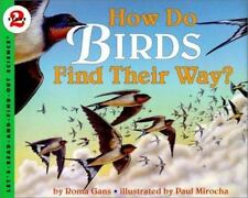 How Do Birds Find Their Way? (Let's Read-And-Find-Out Science)-ExLibrary