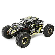 Losi 1/10 Rock Rey 4WD RTR with AVC (Yellow) - LOS03009T1