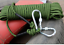 10mm ArmyGreen nylon rope Wire core fire safety rope lifeline climbing rope