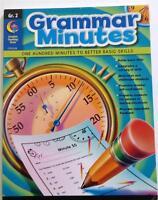 Creative Teaching Press Ctp 6120 Grammar Minute 2nd Grade 2 Workbook