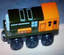IRON BERT TRAIN wooden ~Thomas ~ RARE